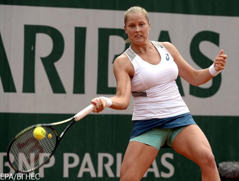 Американка извън Топ 100 на четвъртфинал в Париж