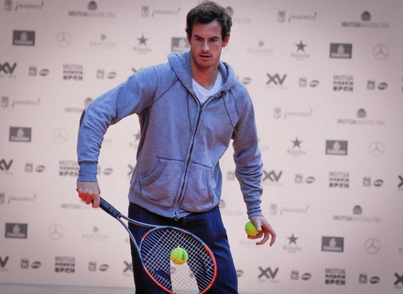 Анди Мъри за Tennis24.bg: Не искам да плаша никого