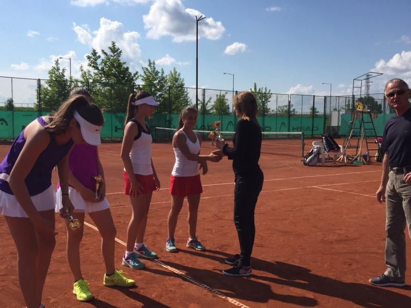 Филева и Радулова спечелиха на двойки в Свиленград