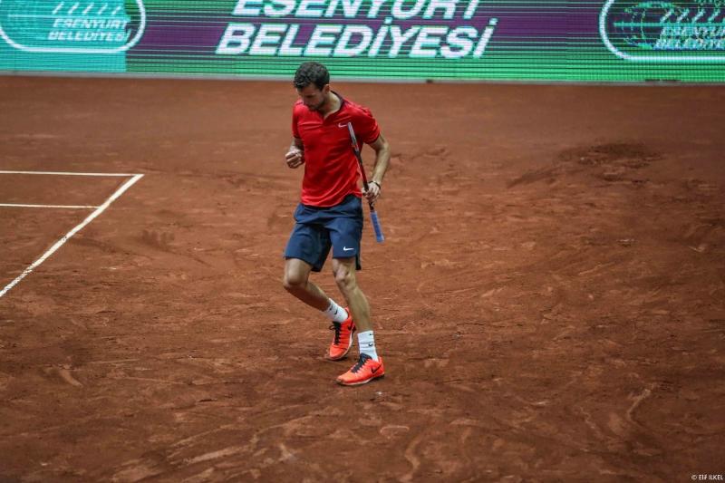 Григор пропусна тренировка, започва в Мадрид във вторник