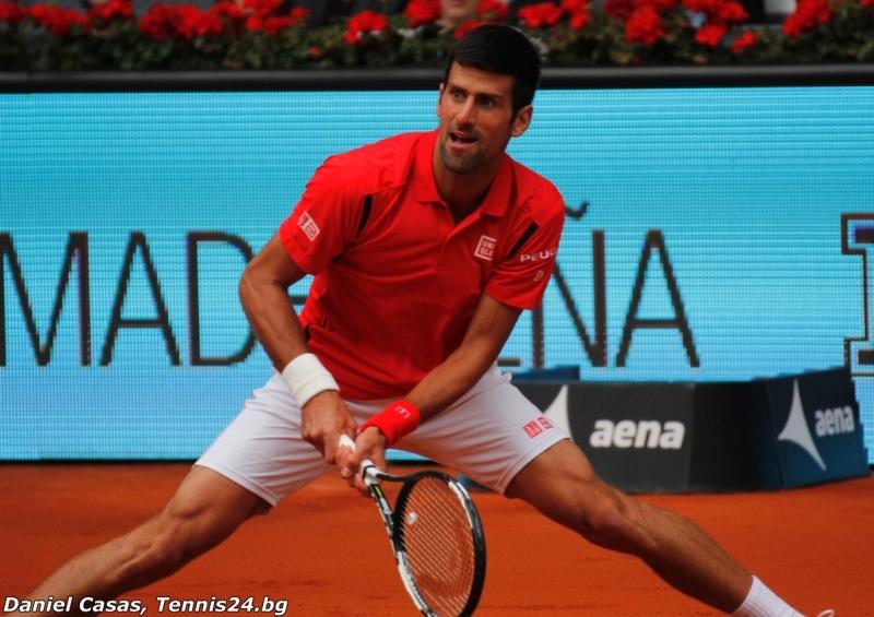 Ноле стигна четвъртфинал в Мадрид