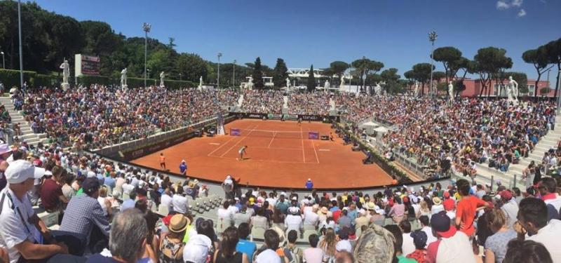 Програма за турнира в Рим за неделя – време е за финали