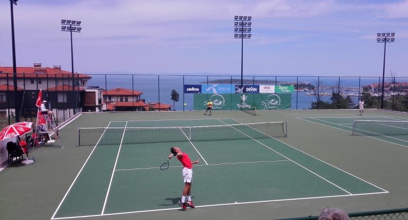 Трима българи на полуфинал в Созопол