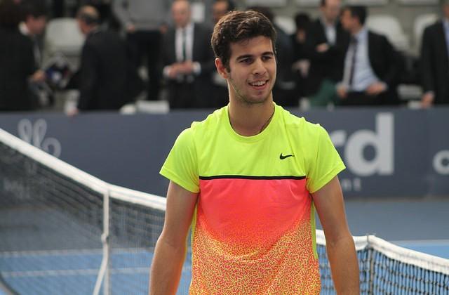 Руснак стигна първия си полуфинал в Ченду