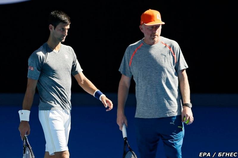 Бекер: Джокович ще задмине Федерер по титли