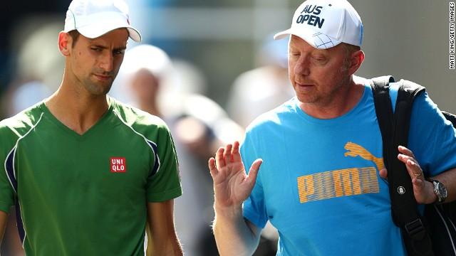 Борис Бекер: Джокович ще задмине Федерер по титли
