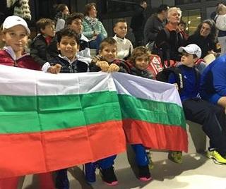 Българчета със седем купи на турнир в академията на Надал