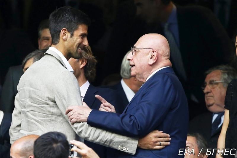 Румънска легенда: Федерер е като Меси, Ноле като Роналдо