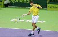 Новак Джокович избегна катастрофа в Доха