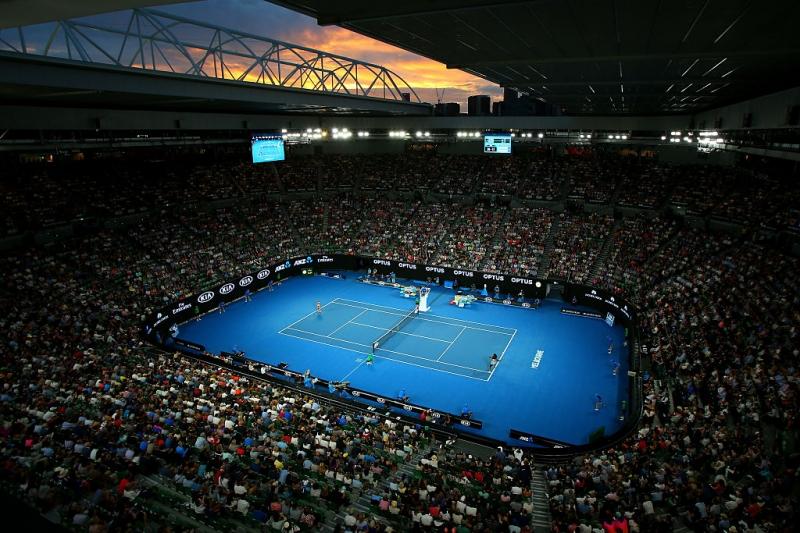 Програма за Australian Open, ден VI