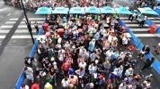 Шофьор се вряза сред зрители в Мелбърн