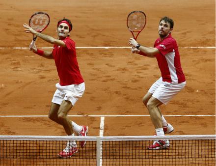 Швейцария без Федерер и Вавринка за Купа Дейвис