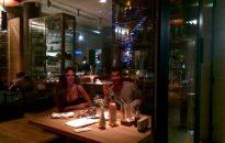 Тайната вечеря на Никол и Гришо в София (снимка)