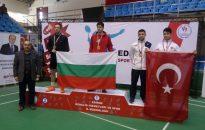 Даниел Николов е балкански шампион за юноши