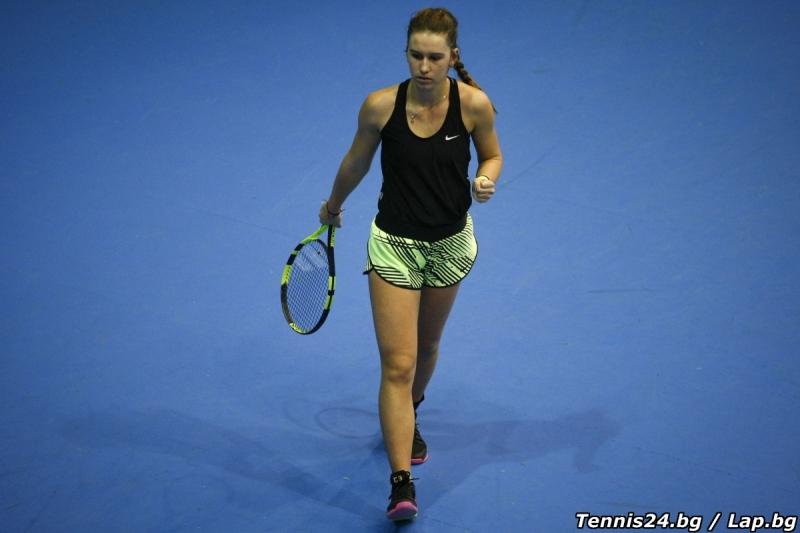 Гергана Топалова спечели турнира в Пловдив