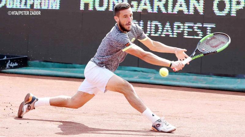 Първият ATP турнир в Унгария започна без изненади