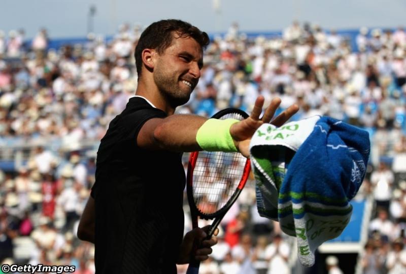 Димитров: Щастлив съм, че победих без да показвам най-доброто