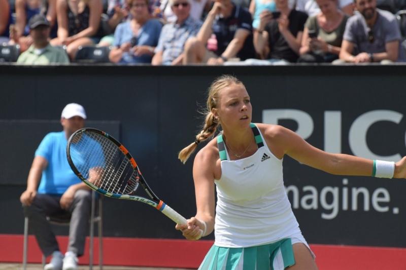 Естонка спечели дебютна титла