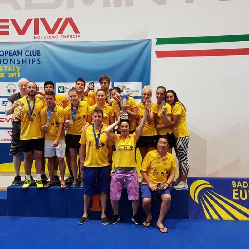 Стоеви донесоха европейска титла на френския си отбор