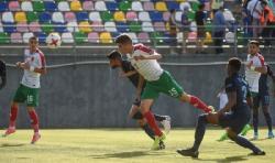 България срещу Германия на европейското по футбол до 19 г.