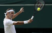 Федерер безупречен и срещу Раонич за рекорден полуфинал