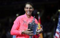Светът на тениса отдава почит на Надал (галерия)