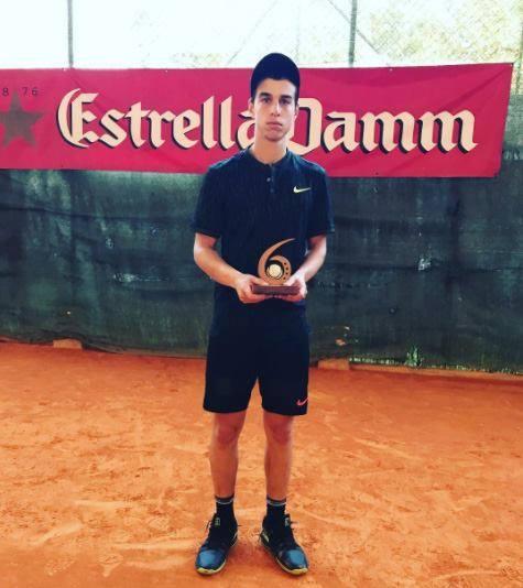 Адриан Андреев спечели титла в Испания