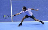 Федерер го направи по трудния начин