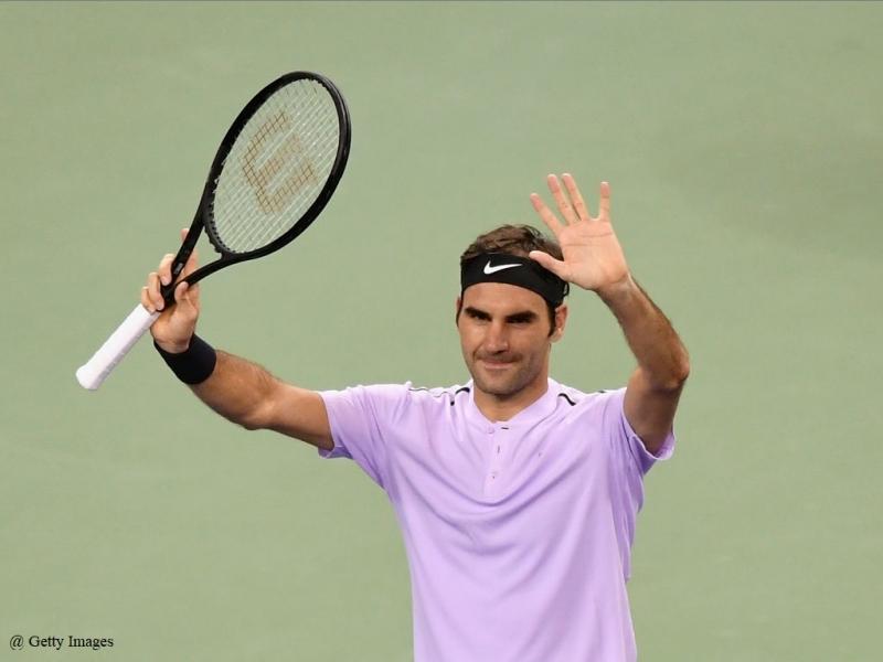 Федерер: Победих Надал, защото не играхме на клей