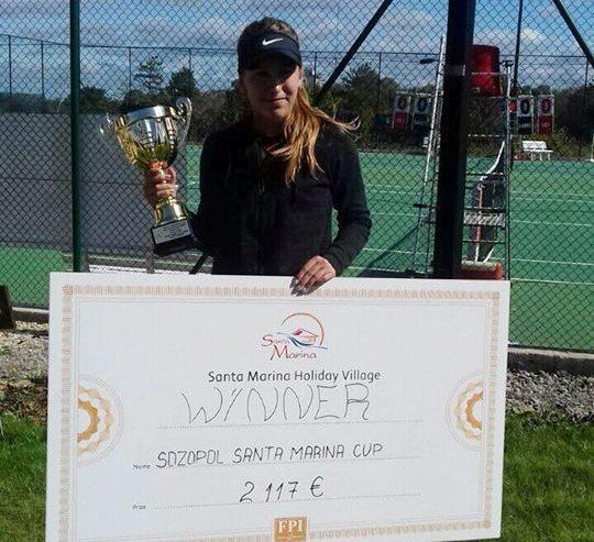 Гергана Топалова спечели първа титла при жените