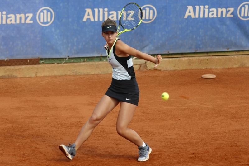 Гергана Топалова записа две победи