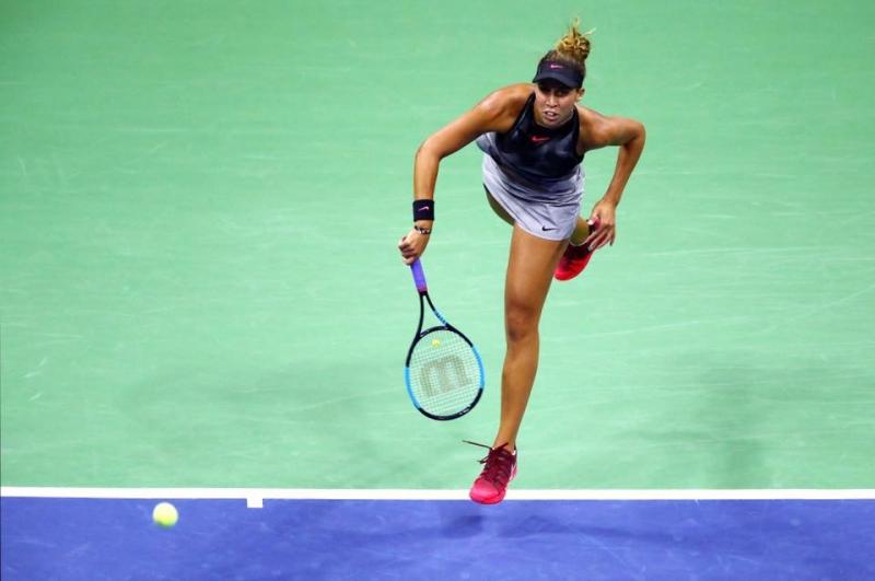 Кой помогна на Мадисън Кийс на US Open?