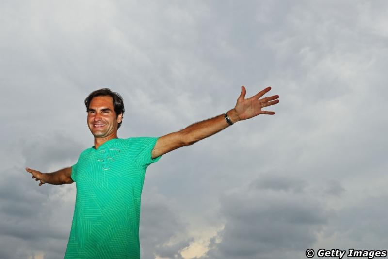 Роджър Федерер няма да играе в Париж