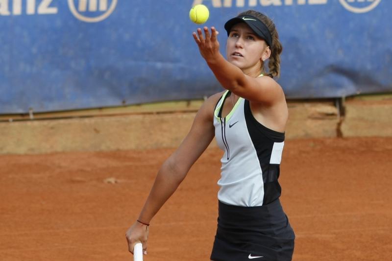 Топалова на четвъртфинал в Аржентина