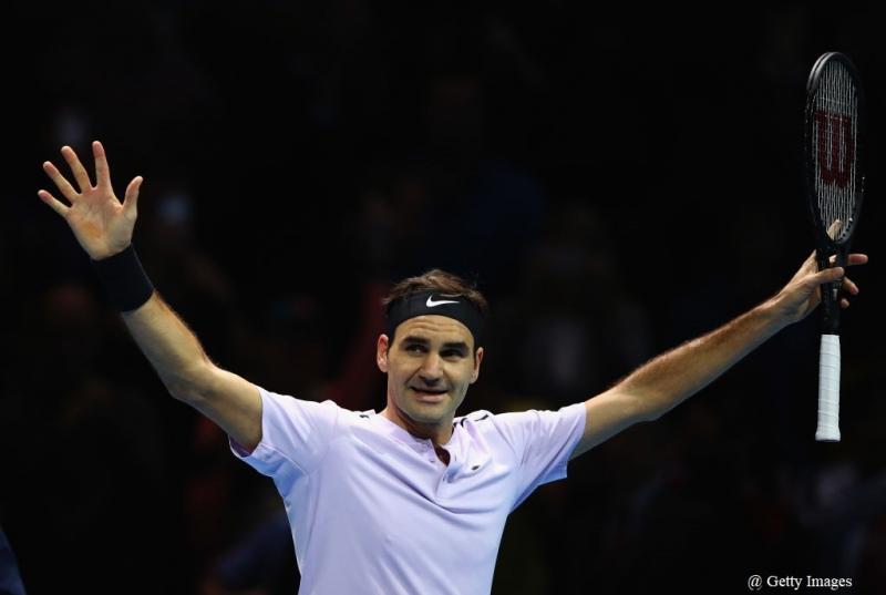 Федерер с трета победа в Лондон