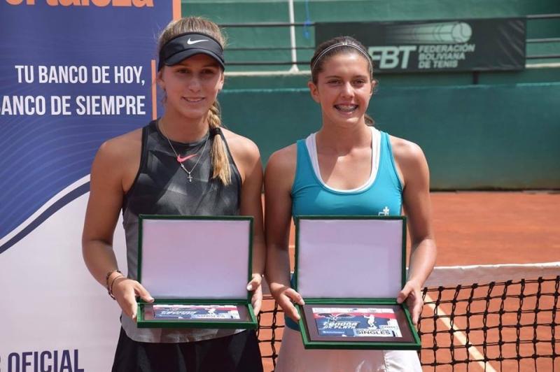 Гергана Топалова спечели титлата в Боливия