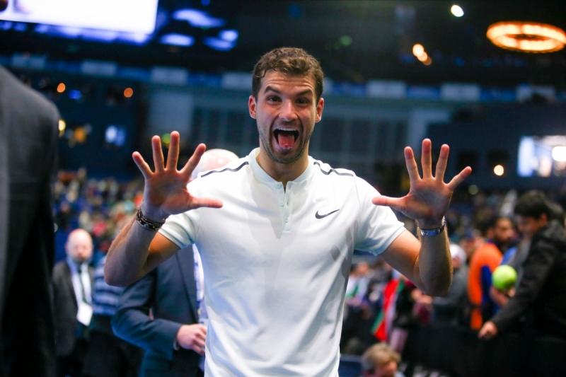 Григор Димитров с шанс да стане №3 в света