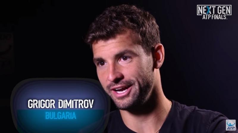 Лъвското сърце Григор Димитров (видео)