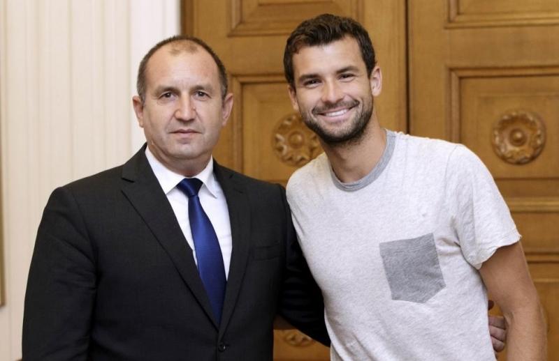 Президентът Радев: Един българин показа как с много труд се постига победата