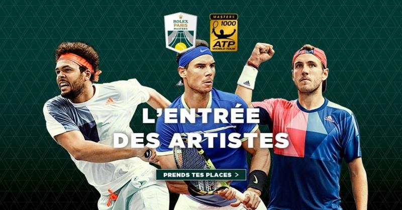 Пълна програма за турнира в Париж за сряда