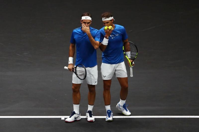 Федерер и Надал №1 на Sports Illustrated