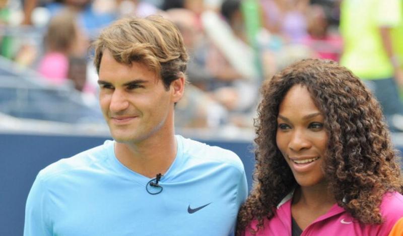 Федерер и Серина №1 в анкетата на AIPS