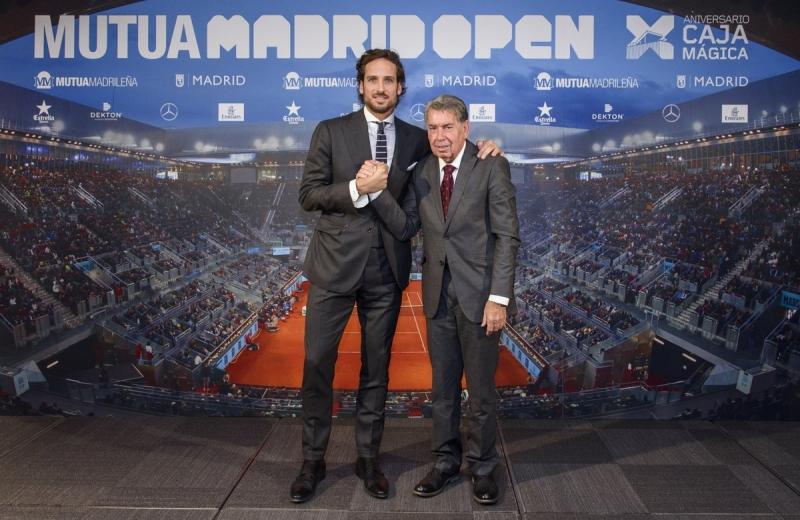 Фелисиано Лопес поема турнира в Мадрид