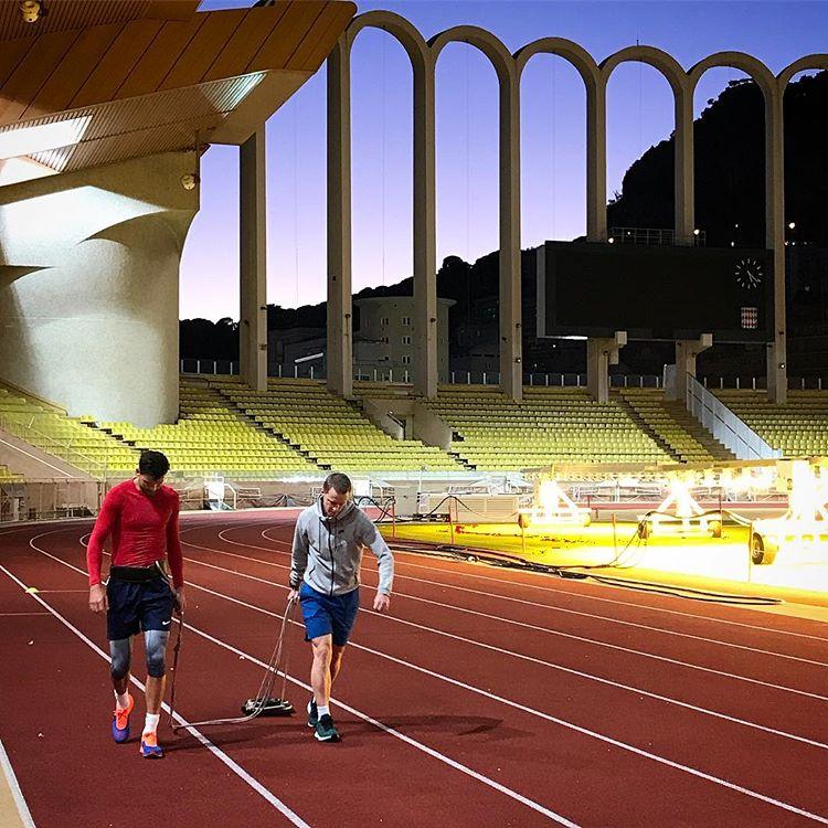 Григор тренира здраво (снимка)