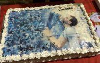 В Хасково направиха торта за Григор
