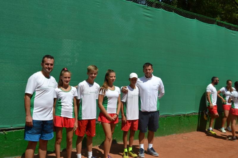 Историческа година за българския тенис