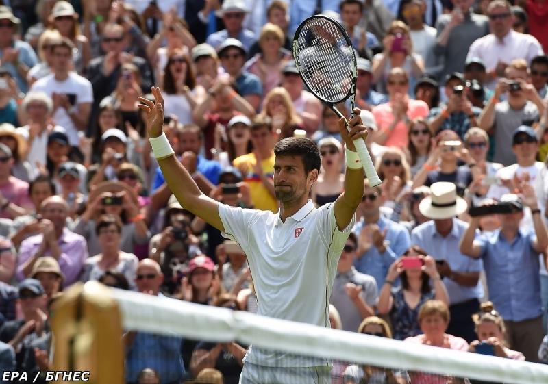 Експерт: Джокович направи Димитров да изглежда като тенисист втори ранг