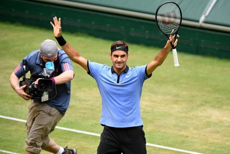 Федерер се завръща на корта срещу Южни или Зверев