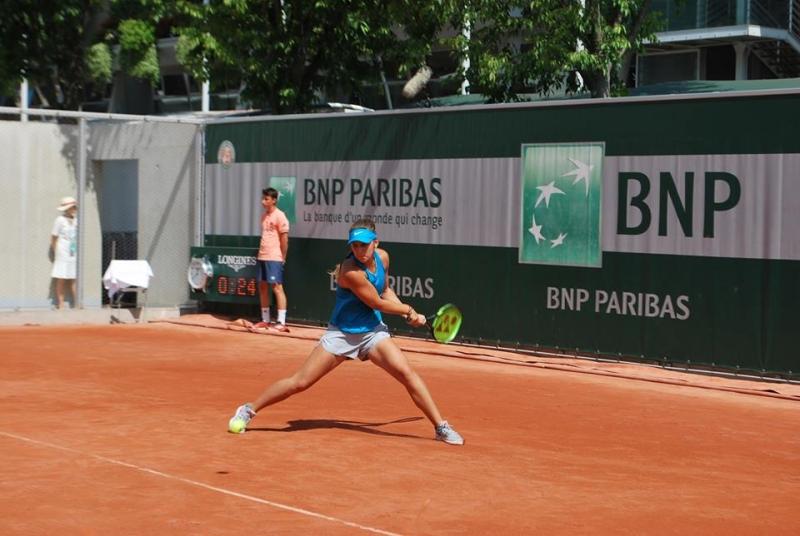 Гергана Топалова: Много съм доволна от играта си