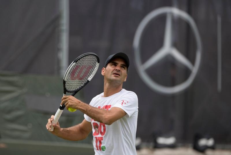 Гледайте на живо: Роджър Федерер - Милош Раонич